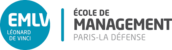 Logo EMLV - Ecole de Commerce et de Management à Paris