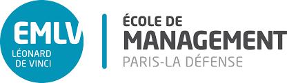 Logo EMLV - Ecole de Commerce et de Management à Paris