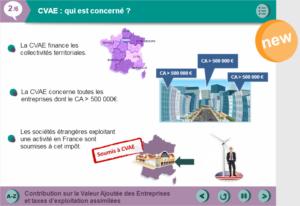 Nouveau Chapitre La Cvae Et Taxes D Exploitation Assimilees
