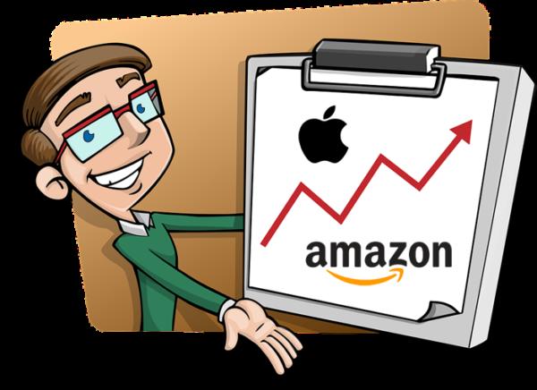 <h2>Les deux entreprises les plus chères du monde</h2>
