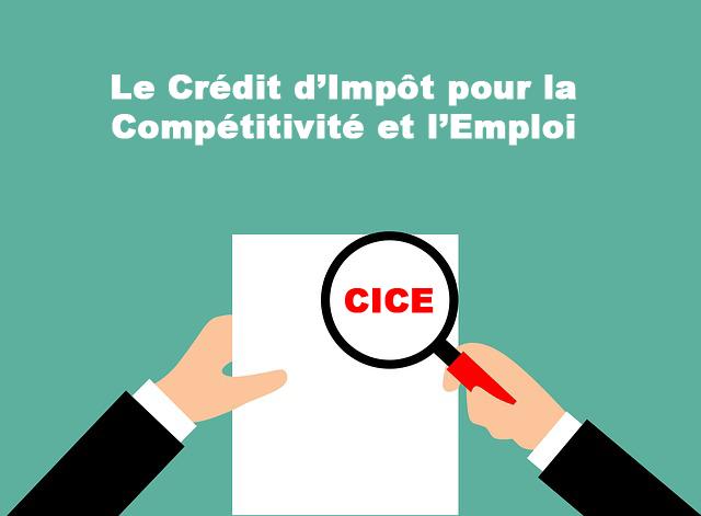 <h2>Le Crédit d'Impôt pour la Compétitivité et l'Emploi (CICE)</h2>