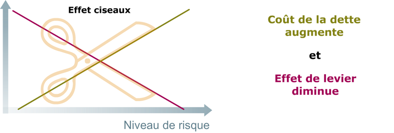 <h2>Savoir distinguer Théorie et Pratique dans le cas de l&#8217;effet de levier</h2>
