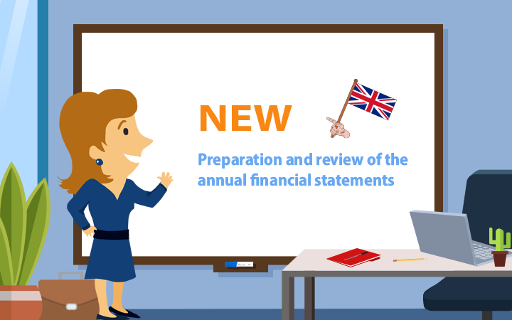 <h2>NEW – Preparation and review of the annual financial statements</h2>