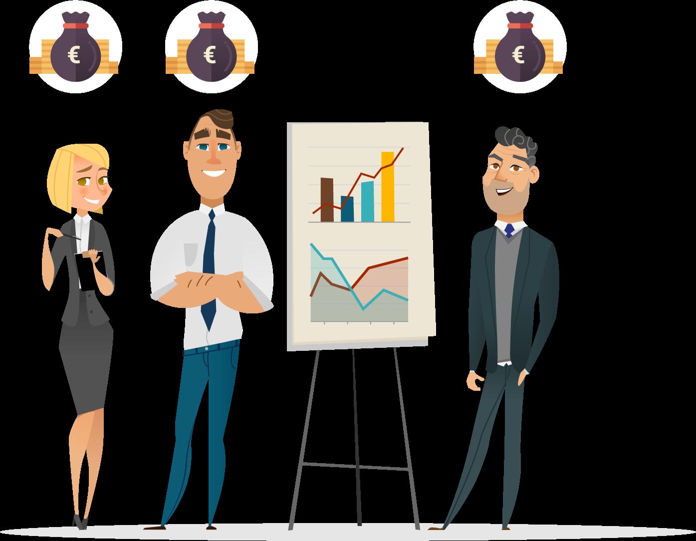 <h2>Savoir ce que représentent les activités financières du Compte de résultat </h2>